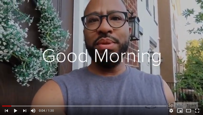 At Home with the Bostons | Good Morning – The House Built On Love