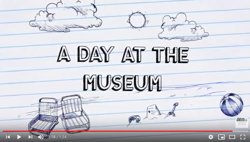 At Home With The Bostons: A Day At The Museum